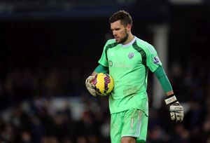 SOCCER : Barclays Premier League - Everton v West Bromwich Albion