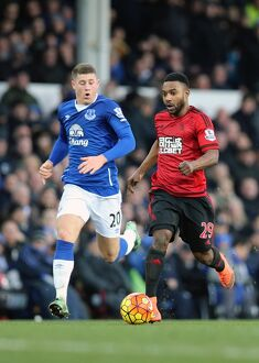 SOCCER - Barclays Premier League - Everton vs West Bromwich Albion