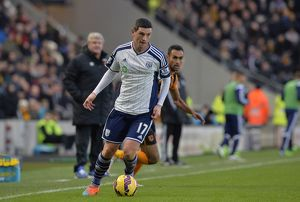 <b>6.12.14 Hull City v WBA</b><br>Selection of 10 items