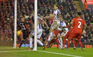 SOCCER - Barclays Premier League - Liverpool V West Bromwich Albion