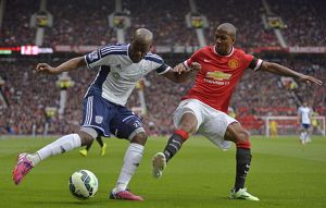 SOCCER - Barclays Premier League - Manchester United v West Bromwich Albion
