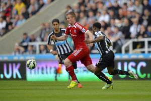 <b>9.5.15 Newcastle v WBA</b><br>Selection of 7 items