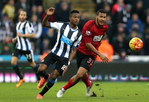 SOCCER - Barclays Premier League - Newcastle United vs West Bromwich Albion