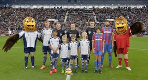 SOCCER : Barclays Premier League - West Bromwich Albion v Crystal Palace