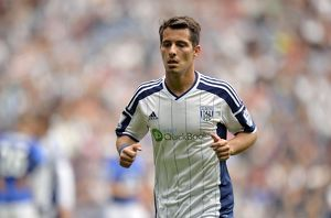 SOCCER : Barclays Premier League - West Bromwich Albion