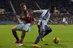 SOCCER : Barclays Premier League - West Bromwich Albion v West Ham United