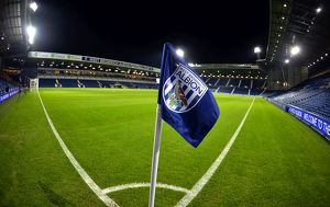 SOCCER : Barclays Premier League - West Bromwich Albion v West Ham