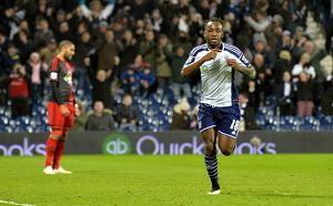 SOCCER : Barclays Premier League - West Bromwich Albion v Swansea