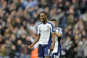 SOCCER : Barclays Premier League - West Bromwich Albion v Stoke City