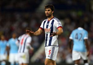 Soccer - Barclays Premier League - West Bromwich Albion v Manchester City