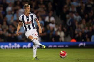 SOCCER : Barclays Premier League - West Bromwich Albion v Manchester City