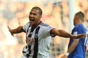 SOCCER : Barclays Premier League - West Bromwich Albion v Leicester City