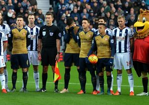 SOCCER - Barclays Premier League - West Bromwich Albion vs Arsenal
