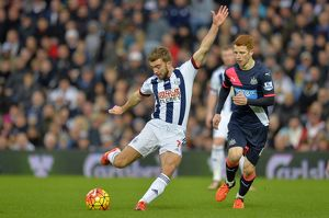 SOCCER - Barclays Premier League - West Bromwich Albion v Newcastle United