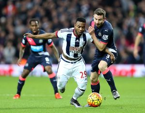 SOCCER : Barclays Premier League - West Bromwich Albion v Newcastle United