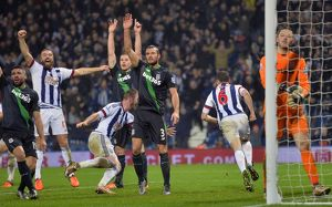 SOCCER - Barclays Premier League - West Bromwich Albion v Stoke City