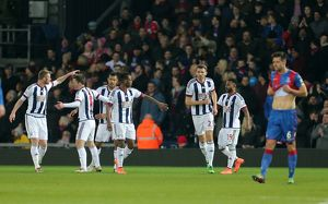<b>27.02.16 WBA v Crystal Palace</b><br>Selection of 24 items