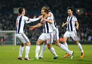 SOCCER - Barclays Premier League - West Bromwich Albion v Crystal Palace