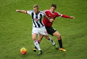 SOCCER - Barclays Premier League - West Bromwich Albion v Manchester United