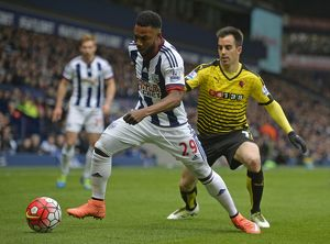 <b>16.4.16 WBA v Watford</b><br>Selection of 8 items