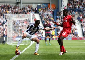 SOCCER : Barclays Premier League - West Bromwich Albion v Liverpool