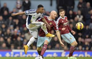<b>1.1.15 West Ham v WBA</b><br>Selection of 17 items
