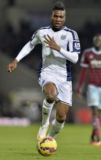 SOCCER : Barclays Premier League - West Ham United v West Bromwich Albion