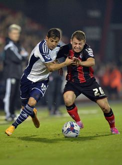 SOCCER : Capital One Cup - Bournemouth v West Bromwich Albion