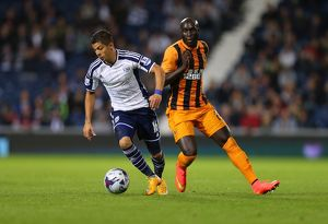 SOCCER : Capital One Cup - Third Round - West Bromwich Albion v Hull City