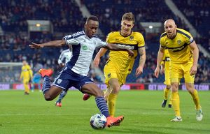 SOCCER : Capital One Cup - West Bromwich Albion v Oxford United