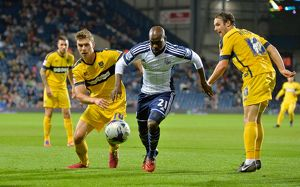 season 2014 15/home games 26814 wba v oxford utd/soccer capital cup west bromwich albion v