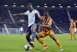 SOCCER : Capital One Cup - West Bromwich Albion v Hull City