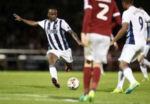 SOCCER - EFL Cup - Northampton Town v West Bromwich Albion