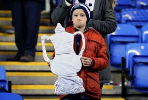 SOCCER - Emirates FA Cup - Reading vs West Bromwich Albion