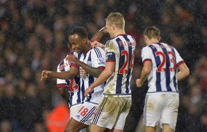 SOCCER - Emirates FA Cup - West Bromwich Albion v Bristol City