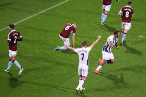 SOCCER : English Premier League - West Bromwich Albion v Burnley