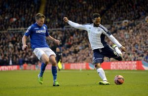SOCCER : FA Cup Round Four - Birmingham City v West Bromwich Albion