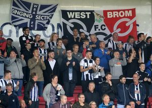 SOCCER - Premier League - AFC Bournemouth v West Bromwich Albion