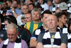 SOCCER - Premier League - Crystal Palace V West Bromwich Albion