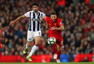 22.10.16 Liverpool v WBA (Selection of 6 Items)
