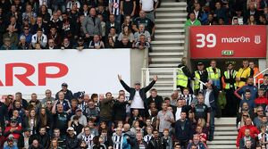 SOCCER - Premier League - Stoke City v West Bromwich Albion