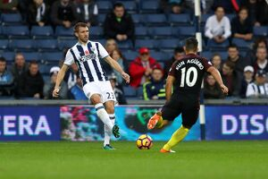 29.10.16 WBA v Man City (Selection of 6 Items)