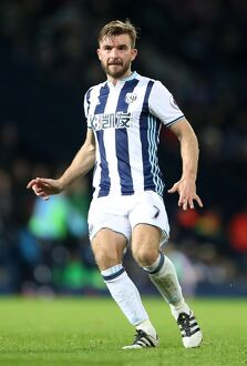SOCCER - Premier League - West Bromwich Albion v Burnley