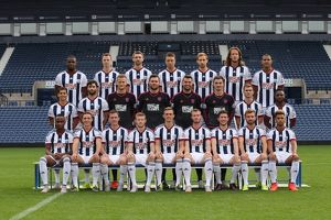 SOCCER : WBA TEAM GROUP SEASON 2015-2016