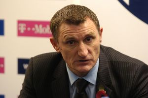 Tony Mowbray after the game