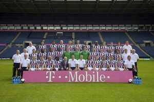 WBA squad 2007/8...plus one